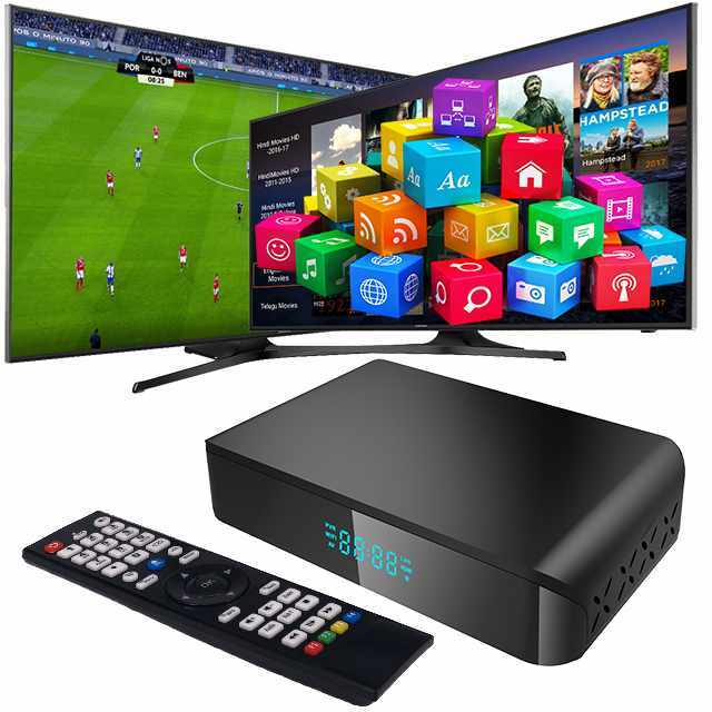 Mejor decodificador para tv satelital y digital terrestre en hd 4k android wifi 100 euros | 2021